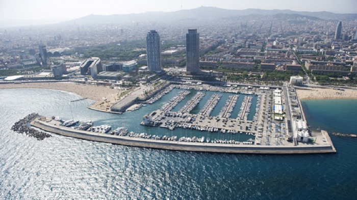 Port Olímpic (Barcelona)
