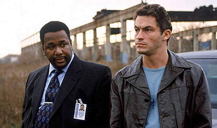 The Wire - McNulty y Bunk
