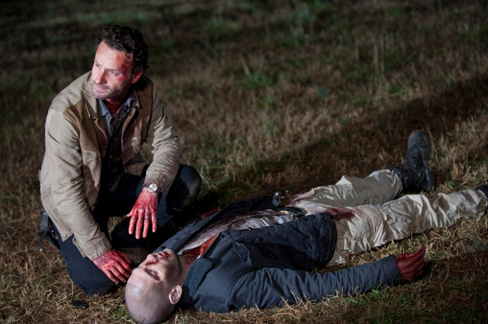 Rick y Shane (The Walking Dead)