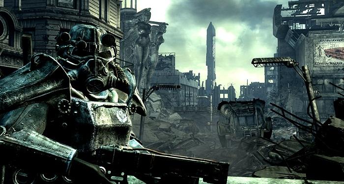 Servoarmadura (Hermandad del Acero, Fallout 3)