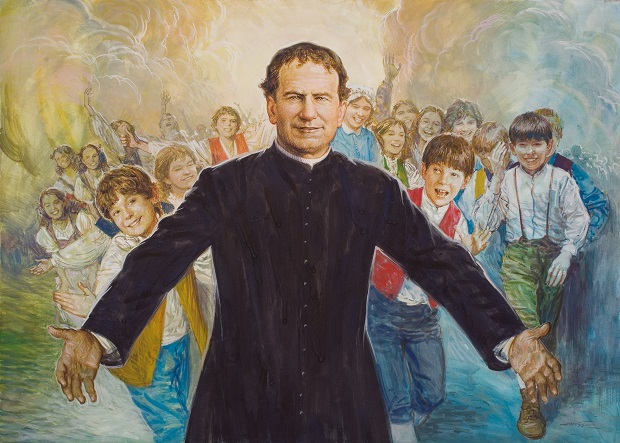 Don Bosco, fundador de los salesianos