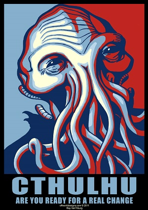 Cthulhu (H.P. Lovecraft)