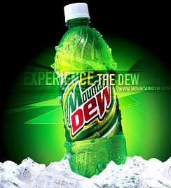 Mountain Dew (botella)