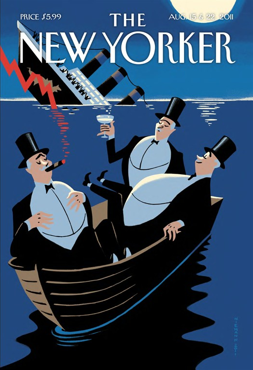 The New Yorker (portada, 2011)