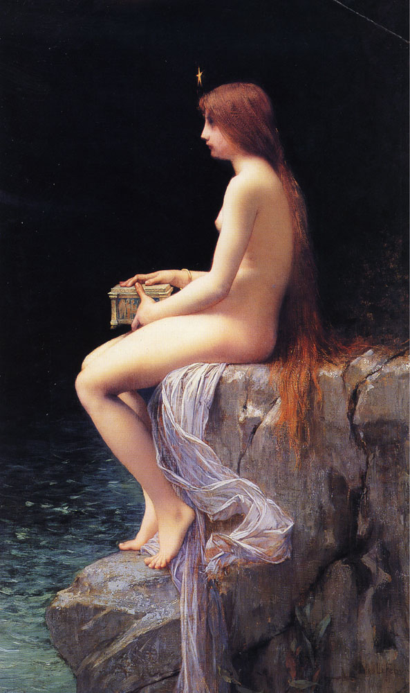 Pandora, de J. J. Lefebvre