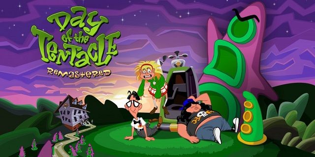 Day of the Tentacle / Día del tentáculo (2016)